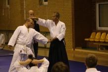 Yoji Fujimoto 7 dan - Wałbrzych 2008