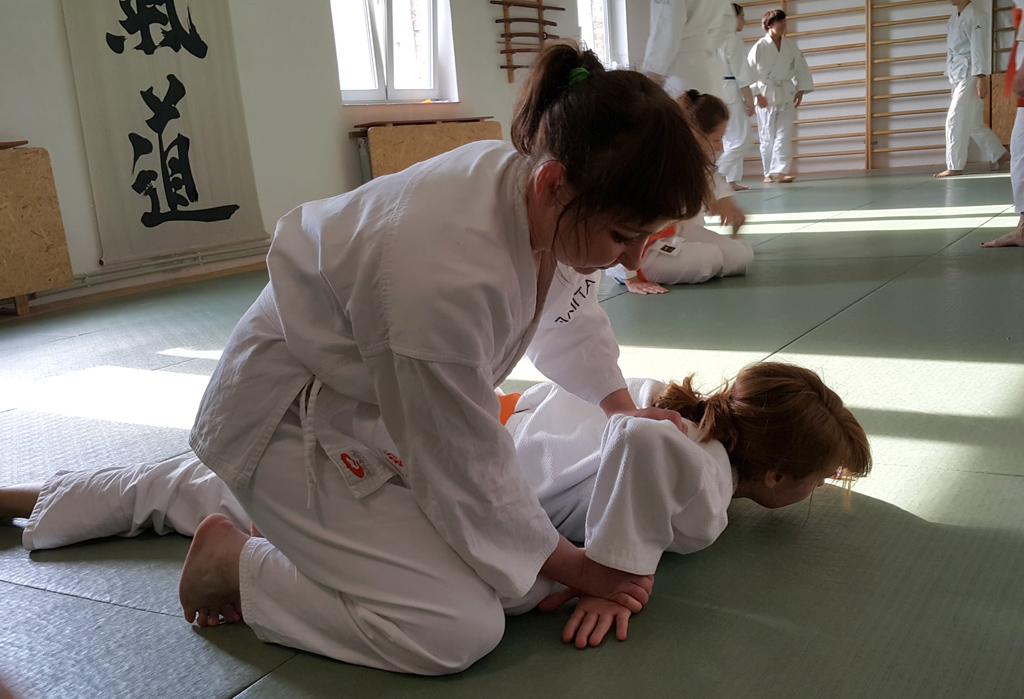 Zajęcia Aikido dla pań