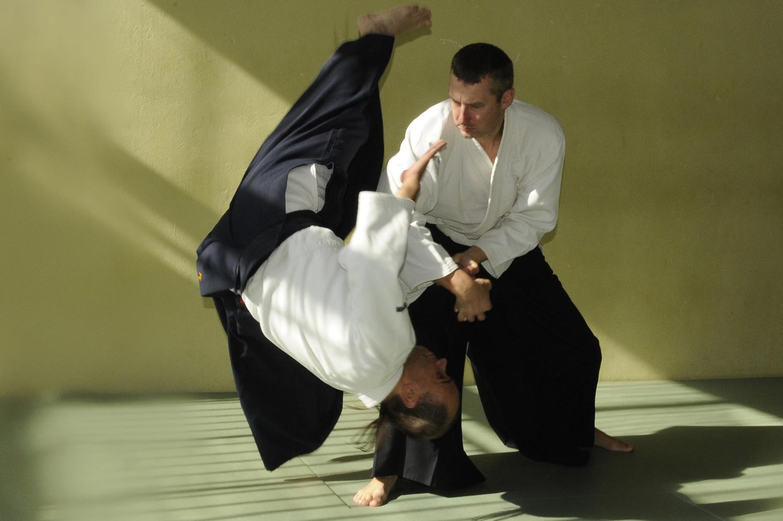 Czym jest Aikido
