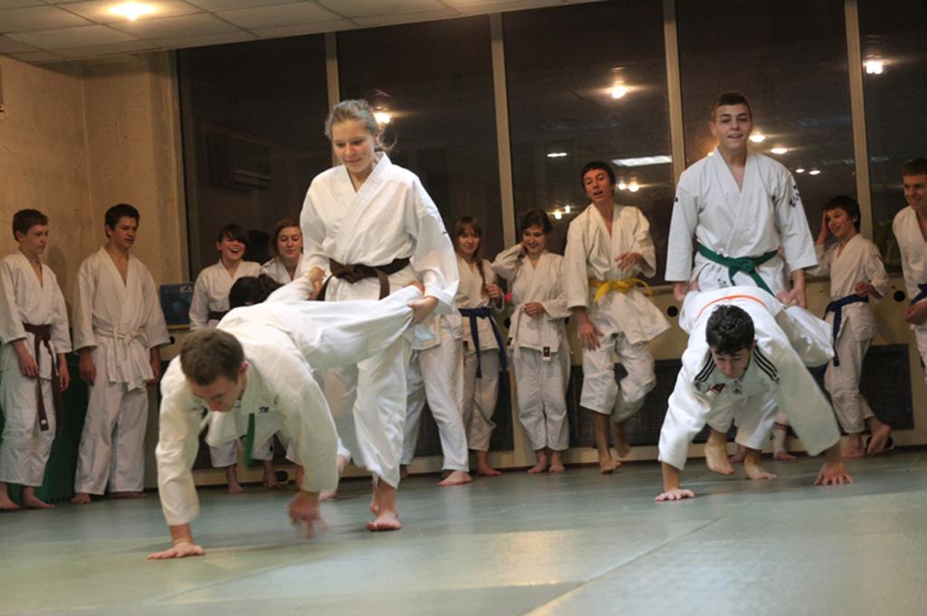 Zajęcia Aikido dla młodzieży