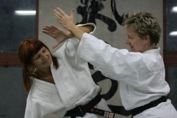 Warsztaty aikido dla pań