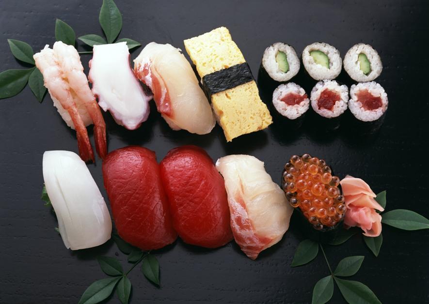 Warsztaty sushi
