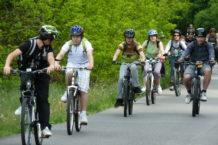 Trening rowerowy Czarnych 2012