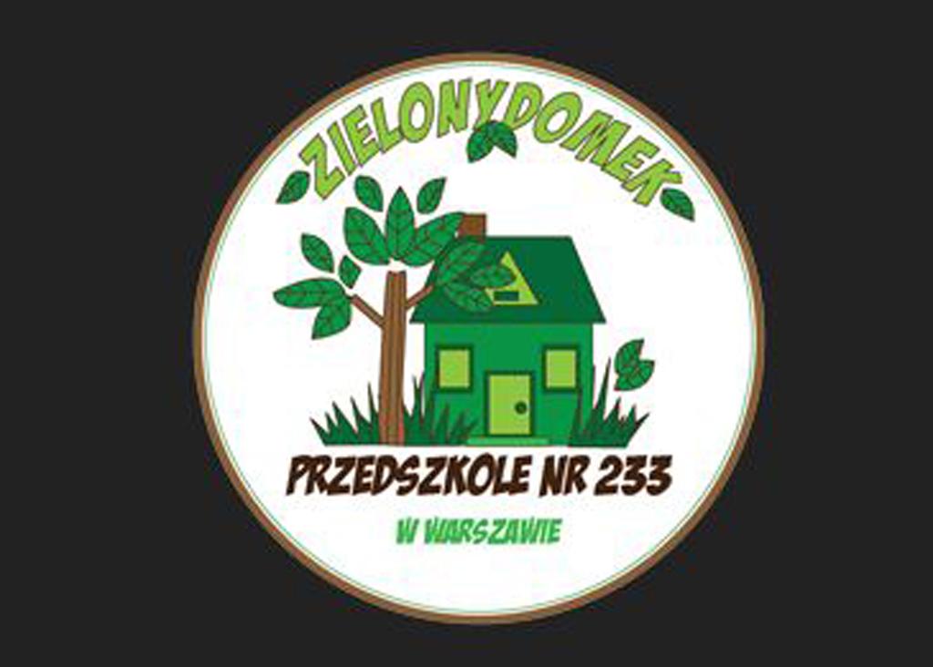 """Przedszkole nr 233 """"Zielony Domek"""""""
