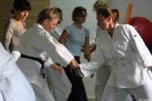 Trzecie Warsztaty Aikido dla Pań 2012