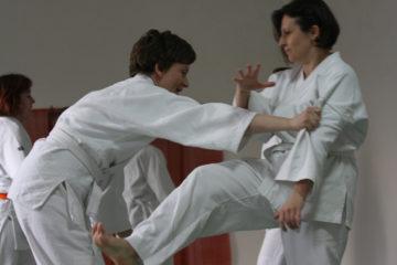 Warsztat aikido dla pań 8.09 – zapraszamy