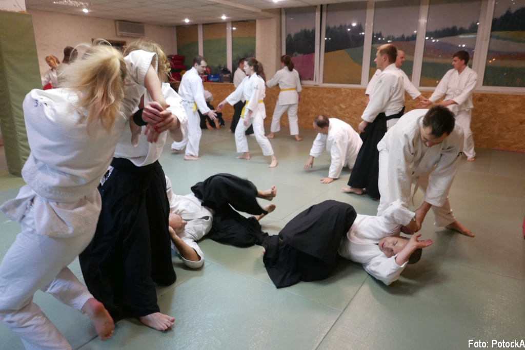 Dojo Aikido Aikikai w Warszawie