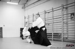 Jesienny staż z sensei Romanem Hoffmannem 6 dan w ramach obchodów 40-lecia aikido w Polsce. @ Klub Aikido Aikikai