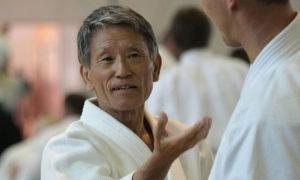 25-lecie Centrum Aikido Aikikai w Warszawie - Shihan Seizo Takimoto 7 dan @ Mariana Keniga 20