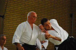 24-26 marca – 35 lat Aikido w Nowym Sączu – Seminarium pod kierunkiem Sensei Terry Ezra 7 dan Aikikai