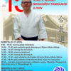 XV-lecie Klubu Aikido Aikikai – seminarium z sensei Masahiro Taniguchi 6 dan